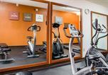Hôtel New Braunfels - Comfort Suites New Braunfels-4