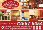 Hôtel Turrialba - Yaldai Bed and Breakfast-4