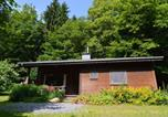 Location vacances Bouillon - Cozy Chalet in Noirefontaine near Forest-1
