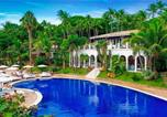 Hôtel Ilhabela - Dpny Beach Hotel & Spa-1