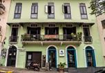 Hôtel Panamá - Lunas Castle Hostel-1