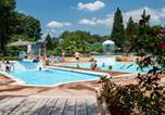 Camping avec Piscine couverte / chauffée Rayol-Canadel-sur-Mer - Camping Paradis Le Ruou-2