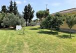 Location vacances Chiclana de la Frontera - Villa Fuerteventura Wifi y piscina-3