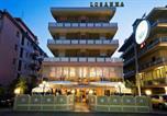 Hôtel Province de Ravenne - Hotel Losanna-1
