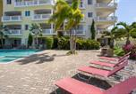 Location vacances Willemstad - Blue Bay Triple Tree apartment 12-3