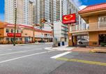 Hôtel Atlantic City - Econo Lodge Beach And Boardwalk-2