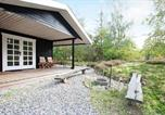 Location vacances Glesborg - Two-Bedroom Holiday home in Glesborg 23-2