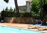 Location vacances Monteriggioni - Vintage Castle in Monteriggioni Tuscany near Forest-3