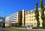 Hôtel Autriche - Jugendgästehaus Brigittenau-1