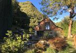 Camping Station de ski Gourette - Camping Sites et Paysages La Forêt Lourdes-4