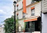 Hôtel Paris - Caulaincourt Montmartre by Hiphophostels-1