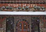 Hôtel Ax-les-Thermes - Sport Hotel-1