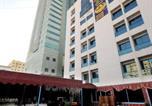 Hôtel Sharjah - Al Bustan Hotel Flats-2