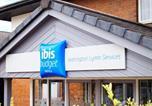 Hôtel Warrington - Ibis Budget Warrington Lymm Services-4