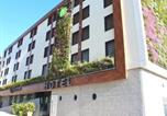 Hôtel Taluyers - Campanile Lyon Sud - Confluence - Oullins-2