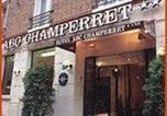 Hôtel Hauts-de-Seine - Abc Champerret-4