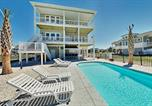Location vacances Ocean Isle Beach - New Oceanside Estate with Private Pool & Elevator home-1