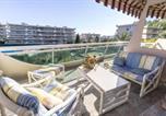 Location vacances Mandelieu-la-Napoule - Appartement confortable dans résidence de standing avec piscine-3