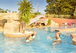 Camping avec Parc aquatique / toboggans Languedoc-Roussillon - Camping Les Albères-1