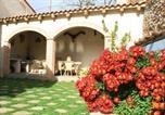 Location vacances  Province de Teruel - La Casa del Azafrán-1