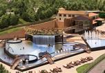 Camping avec Parc aquatique / toboggans Alpes-de-Haute-Provence - Camping Sandaya Domaine du Verdon-1