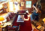 Location vacances Columbia Falls - Rustic Lakefront Cabin about 12 Mi to Glacier Ntl Park!-4