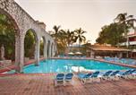 Hôtel Mazatlán - El Cid Granada Hotel & Country Club-1