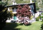Hôtel Province de Sondrio - B&B Carunei-1