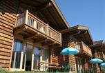 Location vacances Wald im Pinzgau - Holiday home Drive In Chalet 2-3