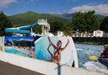 Camping avec Parc aquatique / toboggans Hautes-Pyrénées - Camping de La Tour-3