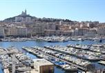 Hôtel Marseille - Hôtel Belle-Vue-1