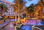 Hôtel Long Beach - Long Beach Marriott-1