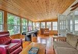 Location vacances Lake Geneva - Williams Bay Home with Fire Pit -Blocks to Lakeandbeach-1