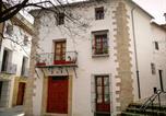 Location vacances Benissa - Casa Rural El Riberer-2