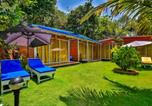 Hôtel Anjuna - Curlies Zulu land cottages-1