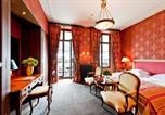 Hôtel Bâle - Grand Hotel Les Trois Rois-4