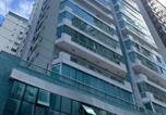 Location vacances Balneário Camboriú - Apartamento á 30 metros praia, com vista mar.-4