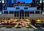 Hôtel Philadelphie - Philadelphia Marriott Downtown-1