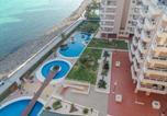 Location vacances Murcie - Apartamentos Punta Cormorán-1