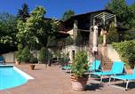 Location vacances Ceva - Luxurious Villa in Bastia Mondov㬠with Swimming Pool-1