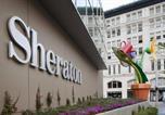 Hôtel Seattle - Sheraton Grand Seattle-4