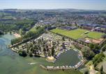 Camping avec WIFI Suisse - Camping Yverdon Plage-1