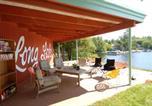 Hôtel Lake Placid - Motel Long Lake and Cottages Llc-1