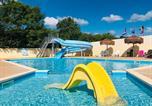 Camping avec Spa & balnéo Vendée - Camping Les Mancellieres-1
