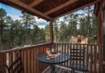Location vacances Ruidoso - Starry Night, 1 Bedroom, Gas Fireplace, Midtown, Sleeps 2-1