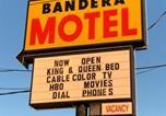 Hôtel San Antonio - Bandera Motel-1