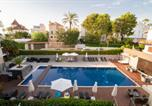 Hôtel Sitges - Ibersol Antemare -Adults Only--2