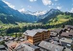 Hôtel Frutigen - Revier Mountain Lodge Adelboden-2