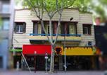Hôtel Mendoza - Malbec Hostel Central-3