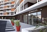 Location vacances Balaruc-les-Bains - Domitys Le Ruban d'Azur-1